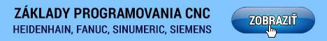 Klikni a pozri si naše knihy o programovaní CNC